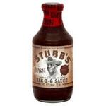 Stubbs BBQ Hickory Brbn Sauce (6x18Oz)