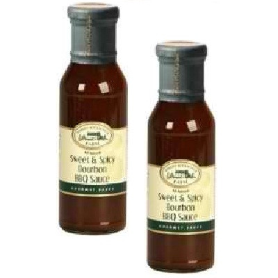 Robert Rothschild Farm Sweet/Spcy Brbn Bbq Sc (6x15OZ )