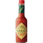 Tabasco Garlic Pepper Sauce (12x5 Oz)