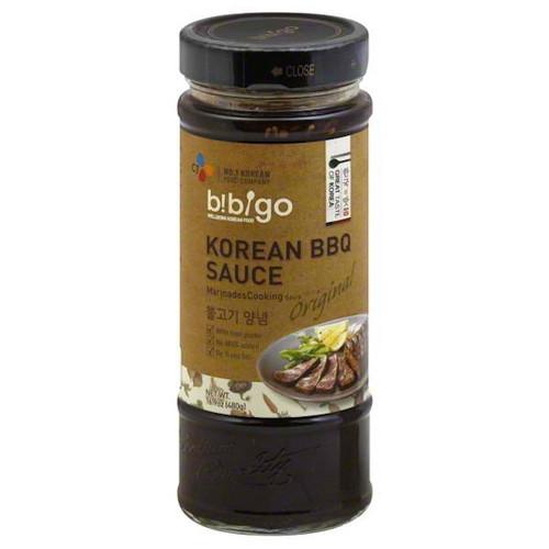Cj Bibigo Korean Bbq Original (6x16.9OZ )