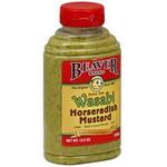 Beaver Foods Mustard Horseradish Wasabi (6x12.5Oz)