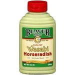 Beaver Extra Hot Wasabi Horseradish (6x12.5Oz)
