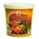 Mae Ploy Yellow Curry Paste (24x14OZ )