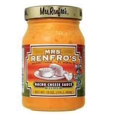 Mrs. Renfro's Nacho Cheese Sauce (6x16Oz)