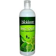 Biokleen Bac-Out Stain & Odor Eliminator (12x16Oz)