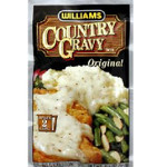 Williams Gravy Mix (12x2.5OZ )