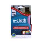"""E-Cloth General Purpose Cloth 12.5"""" x 12.5"""" inches (1 Cloth)"""