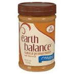 Earth Balance Creamy Peanut Butter (12x16 Oz)