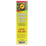 Citronella Outdoor Sticks (1x10 CT)