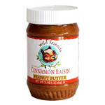 Wild Friends Cinn Raisin PButter (6x16OZ )
