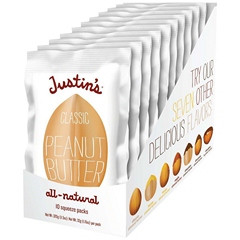 Justin's Classic Peanut Butter Squeeze Pack (60x1.15Oz)