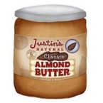 Justin's Classic Natural Almond Butter (6x16 Oz)
