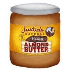 Justin's Natural Honey Almond Butter (6x16 Oz)