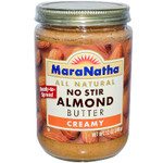 Maranatha No Stir Coconut Almond Butter (12x12OZ )