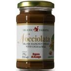 Nocciolata Hazelnut w/Cocoa & Milk (6x9.52 Oz)