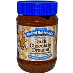 Peanut Butter & Co. Dark Chocolate Dreams (6x16Oz)