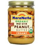 Maranatha Creamy Peanut Butter No Stir (12x16 Oz)