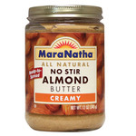 Maranatha Creamy Almond Butter No Stir (12x12 Oz)