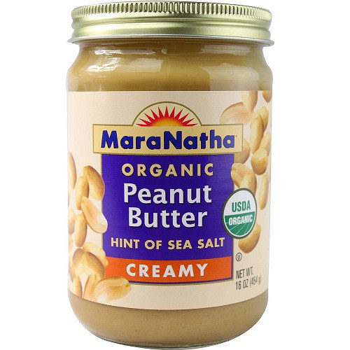 Maranatha Creamy Peanut Butter Salt (12x16 Oz)