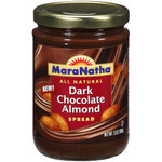 Maranatha Dark Chocolate Almond Spread (12x13 Oz)