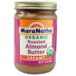 Maranatha Roasted Creamy Almond Butter No Salt (12x16 Oz)