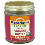 Maranatha Raw Almond Butter No Salt (12x16 Oz)