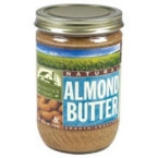 Woodstock Smooth Almond Butter Ns (12x16 Oz)