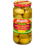 Mezzetta Garlic Stuffed Olives (6x7.5Oz)