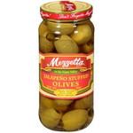 Mezzetta Jalapeno Stuffed Olives (6x10Oz)