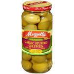 Mezzetta Olive, Stuffed Garlic (6x10Oz)