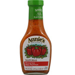 Annie's Naturals Roasted Red Pepper Vinaigrette (6x8 Oz)