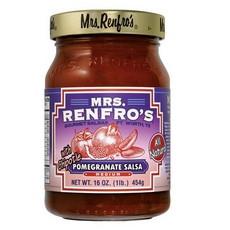Mrs. Renfro's Pomegranate Salsa (6x16Oz)