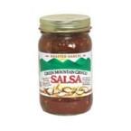 Green Mountain Fire Roasted Garlic Salsa (12x16 Oz)