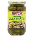 Hatch Farms Sliced Jalapenos (12x12 Oz)
