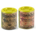 HimalaSalt Pure Himalayan Salt & Pepper Travel Shaker Set (12x1 EA)