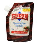 Real Salt Kosher Sea Salt (6x16 Oz)