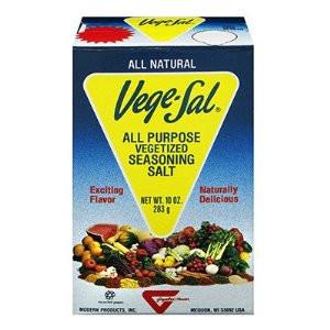 Modern Products Vegetable Sal Box (1x10 Oz)