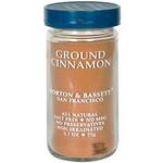 Morton & Bassett Organic Ground Cinnamon (3x2.2Oz)