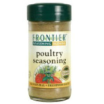 Frontier Herb Poultry Seasoning (1x1.2 Oz)