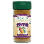 Frontier Natural Products Vindaloo Curry (1x1.9 Oz)