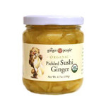 Ginger People Pkld Sushi Ginger (12x6.7OZ )