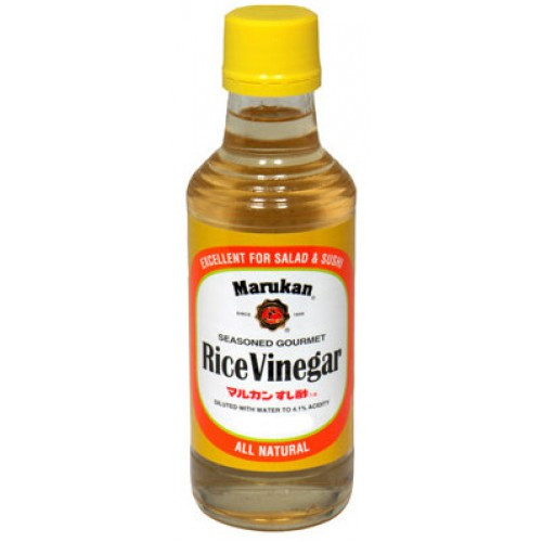 Marukan Season Gourmet Rice Vinegar (6x12 Oz)