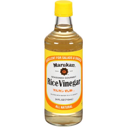 Marukan Rice Vinegar Gourmet Seasoned (6x24Oz)