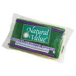 Natural Value Kitchen Scrubber Sponge (24x1CNT )