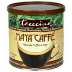 Teeccino Maya Caff Herbal Coffee (6x11 Oz)