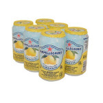 San Pellegrino All Natural Limonata Lemon Sparkling (4x6 Pack)