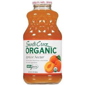 Santa Cruz Organics Apricot Nectar (12x32OZ )