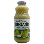 Santa Cruz Organics Lime Juice (12x16OZ )