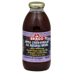 Bragg Acv Grape Acai (12x16OZ )