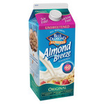 Blue Diamond Original Unsweetened Almond (8x64OZ )